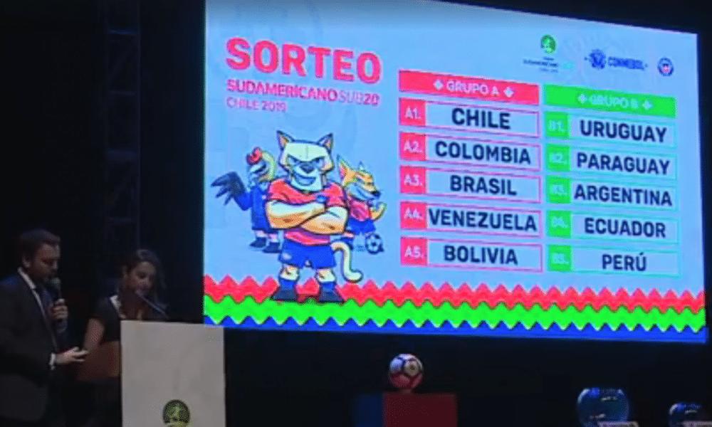 Tabela do Campeonato Sul-Americano Sub-20 de futebol masculino 2019 40f70639ccce3