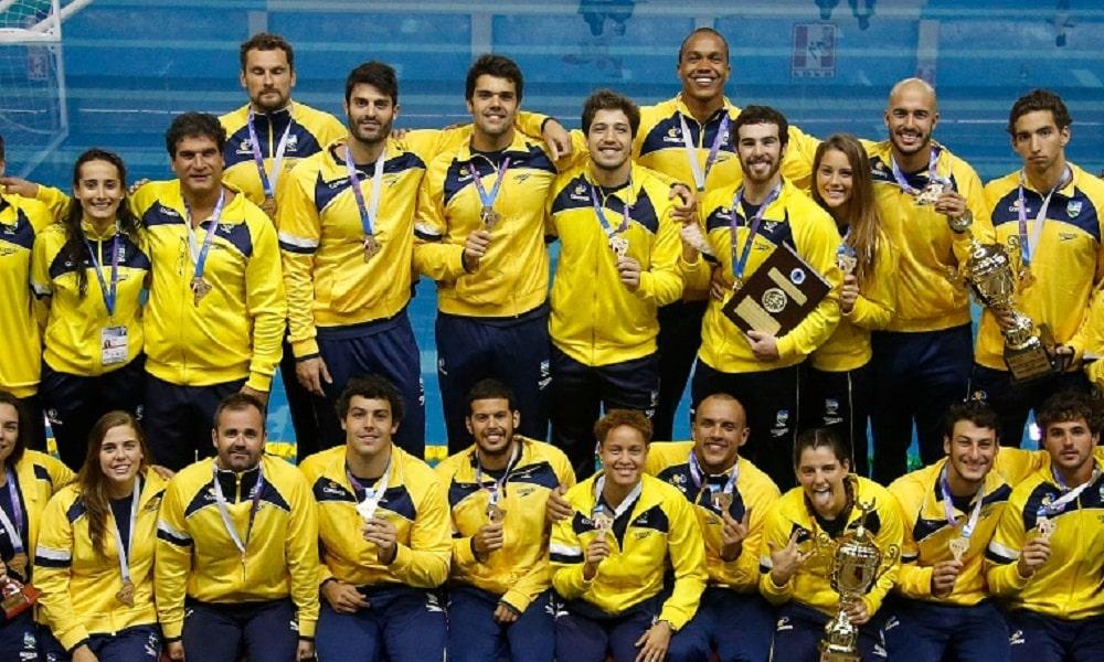 Brasil encerra Sul-Americano como campeão em todas as modalidades