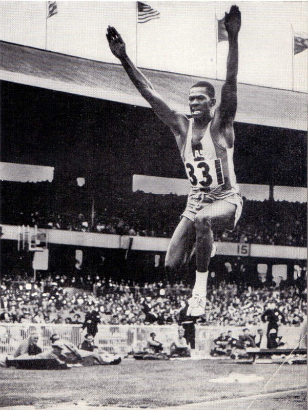 Cem anos do Brasil em Olimpíadas Adhemar Ferreira da Silva