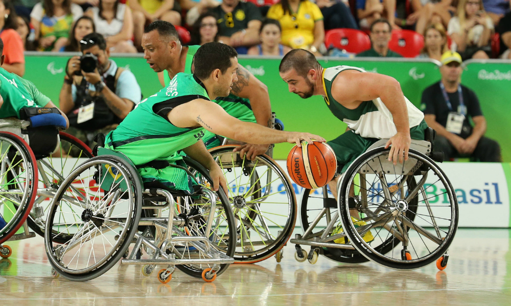 Seleção de basquete em cadeira de rodas disputa Sul-Americano 0f97ab7407f3b