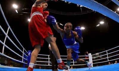 Boxe Robson Conceição