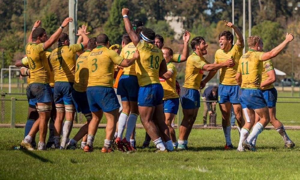 Brasil Rugby e All Blacks Maoris se preparam para amistoso