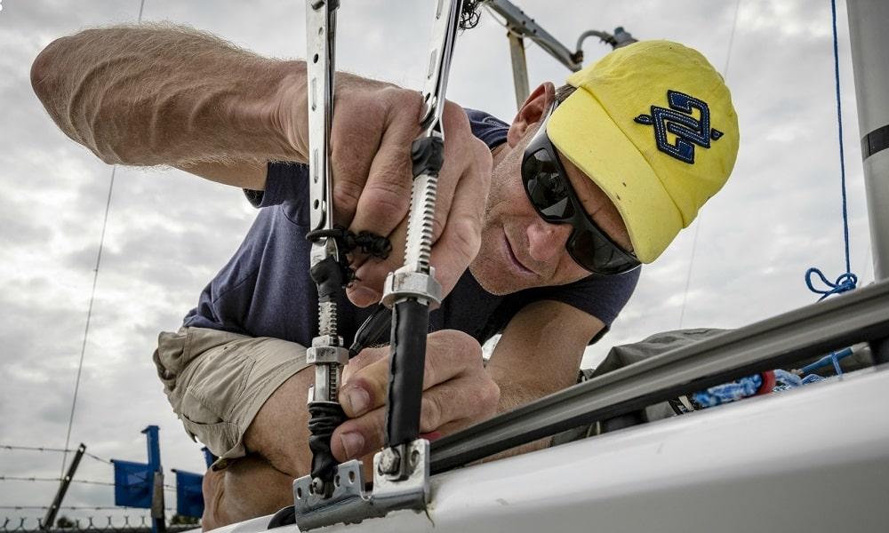 Robert Scheidt busca título da Star Sailors League Finals