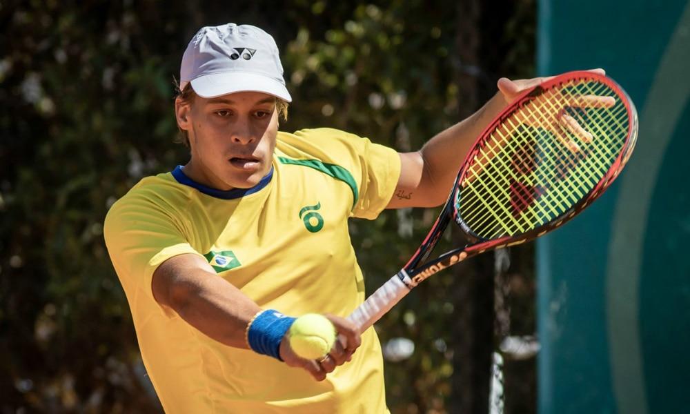 Gilbert Klier Junior disputará circuito profissional da ATP em 2019