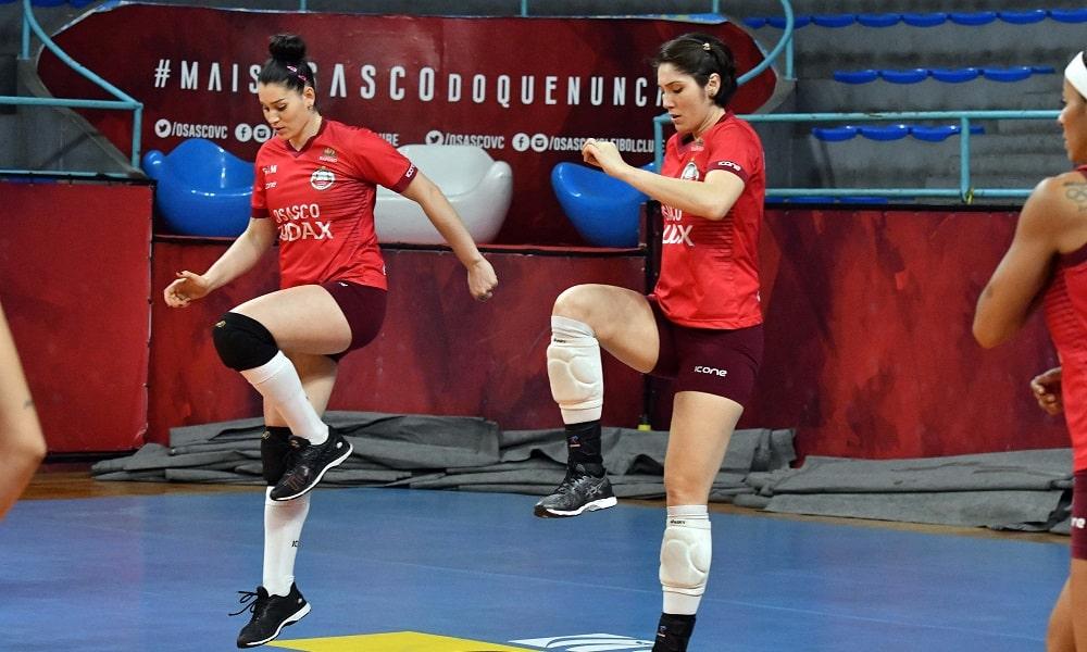 Osasco Audax x Dentil Praia Clube - Superliga feminina