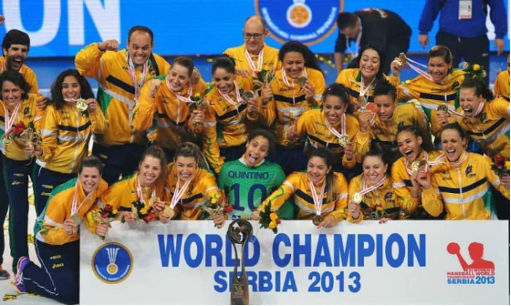 Elas fizeram o impossível, o Brasil foi campeão mundial de