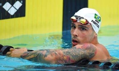 Bruno Fratus comenta atuação brasileira no Mundial e projeta 2020