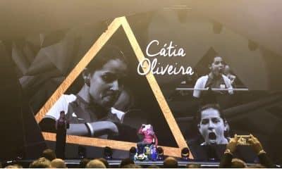 Melhor atleta do ano, Cátia Oliveira superou problemas em 2018