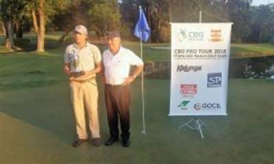 Felipe Navarro vence no São Paulo Golf Club e CBG ProTour