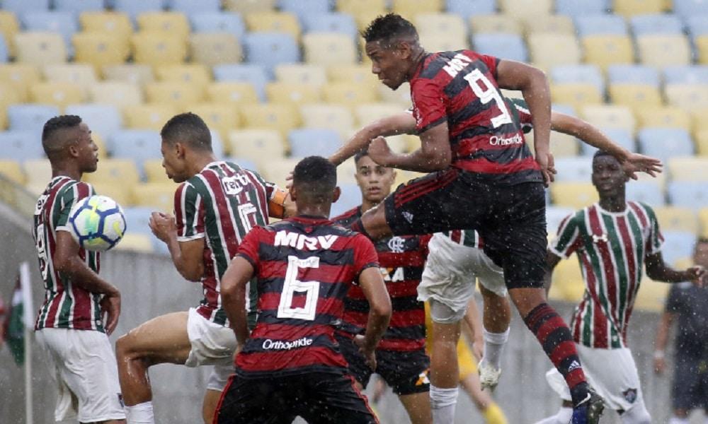 Flamengo x Fluminense - Copa do Brasil Sub-17