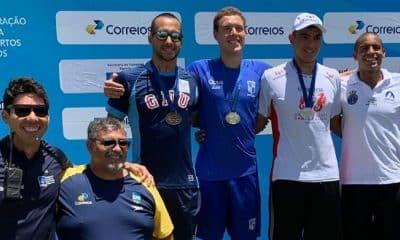 Maratona aquática seleciona atletas que buscarão vagas em 2020