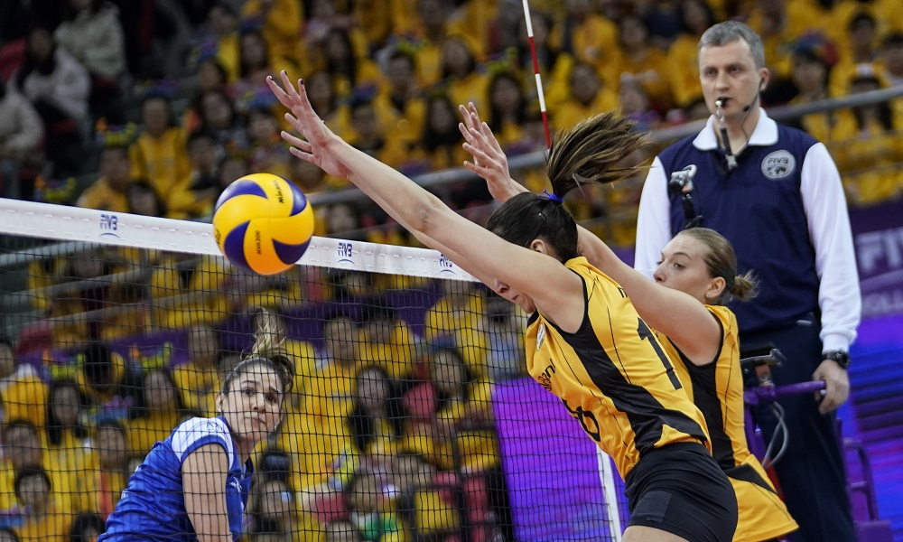 Vakifbank supera Minas e impede semifinal brasileira no Mundial