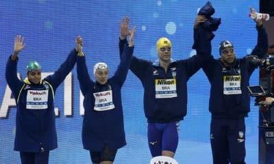 Brasil encerra segundo dia do Mundial sem medalhas