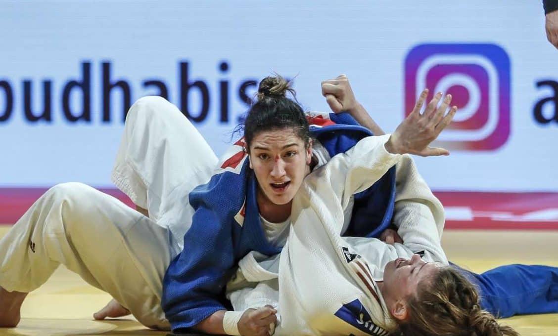 b906ba8793 Mayra Aguiar é desfalque de última hora na seleção brasileira de judô que  vai ao World Masters da China. Ela está com lesão no joelho e pulso.