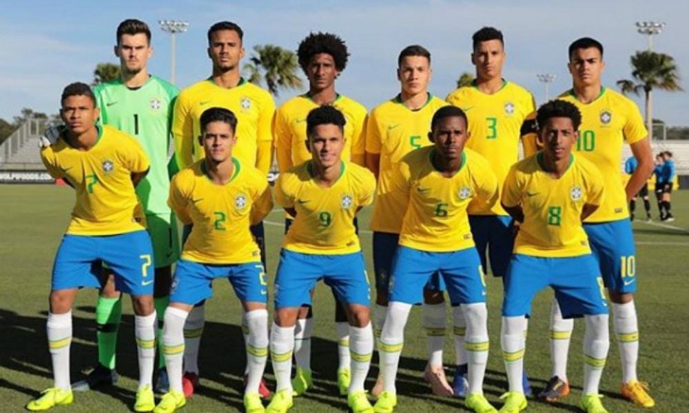 a9e3c6ead5969 Assista ao vivo  Brasil x Estados Unidos - Nike Friendlies Sub-17