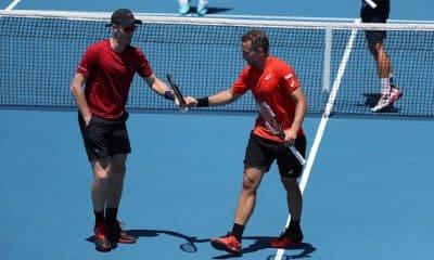 Bruno Soares Jamie murray Aberto da Austrália volta a jogar tênis Melbourne
