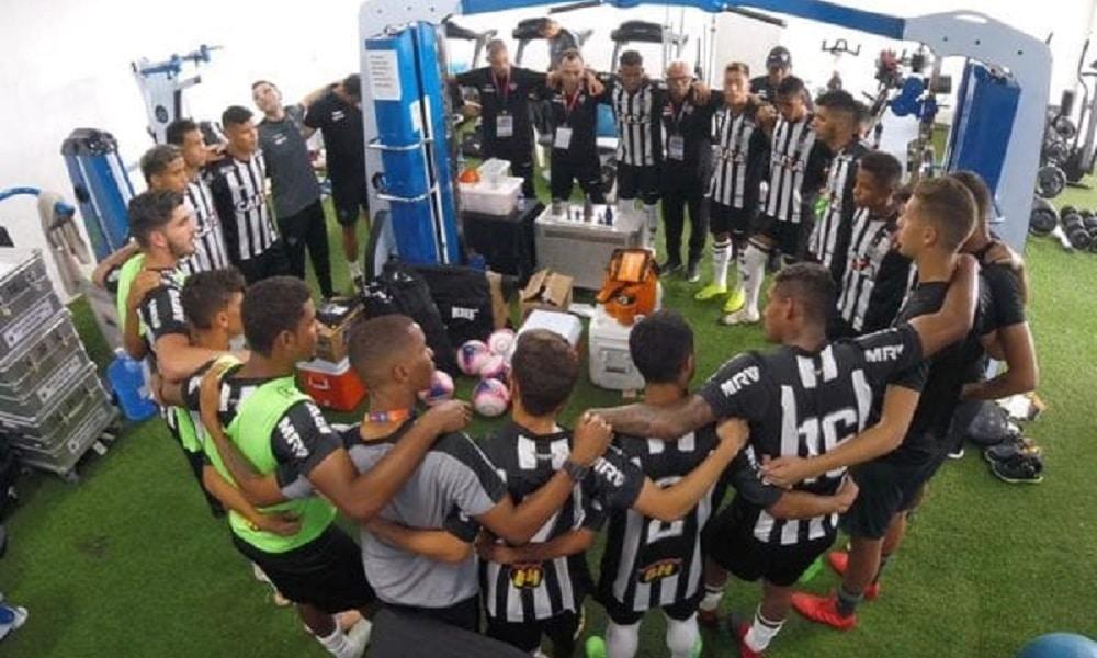 AO VIVO  Jacobina-BA x Atlético-MG - Copa São Paulo de Futebol Júnior 81a4fa8e9ca04