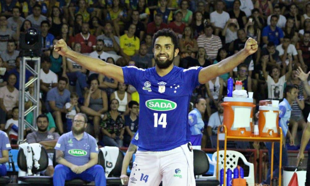 2d9a0e062f Cruzeiro vence Maringá e está na final da Copa Brasil de vôlei masculina