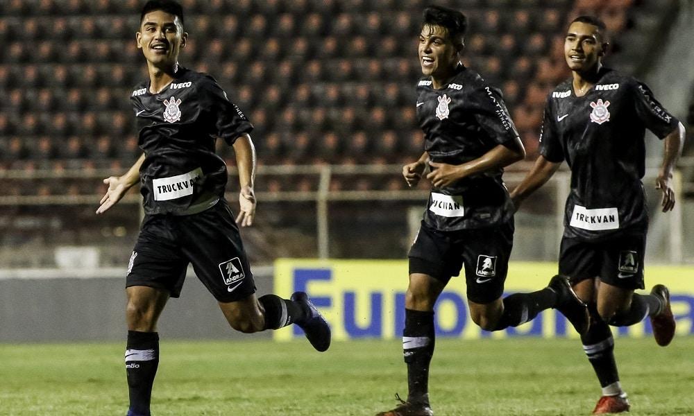 15dfaec2a7 Ao vivo  Corinthians x Sinop - Copa São Paulo de Futebol Júnior