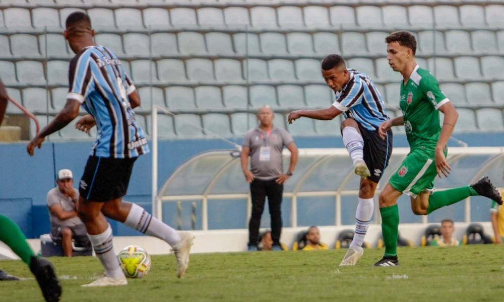 a23cecac91 AO VIVO  Lagarto x Grêmio - Copa São Paulo de Futebol Júnior
