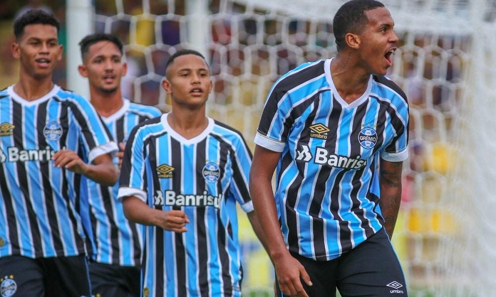 dacada10d7 AO VIVO  Grêmio x Audax - Copa São Paulo de Futebol Júnior