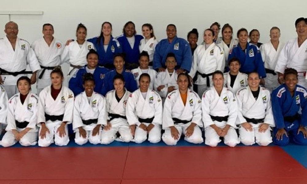 a456c720ce Seleção feminina de olho em torneios de fevereiro - Olimpíada Todo Dia