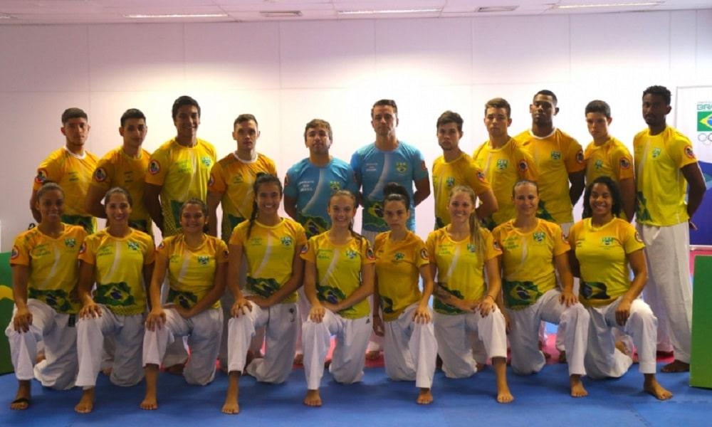 edcaebbba7 Seleção realiza treino de campo no CT Time Brasil - Olimpíada Todo Dia