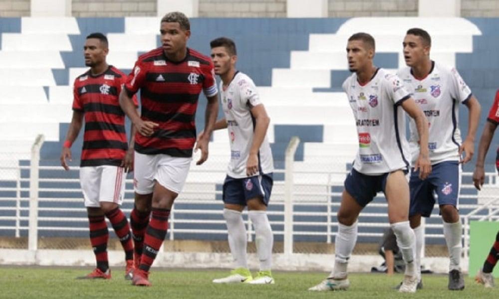 8393621df7 AO VIVO  Trindade x Flamengo - Copa São Paulo de Futebol Júnior