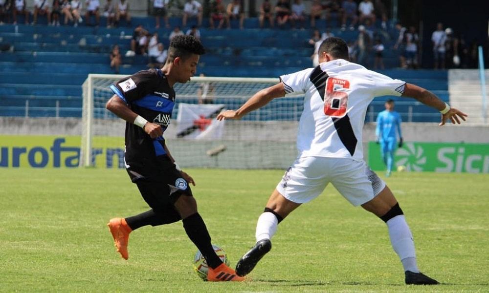 4fdb20f521 AO VIVO  Tubarão-SC x Vasco - Copa São Paulo de Futebol Júnior