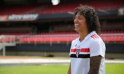 De saída, Cristiane chegou ao São Paulo em janeiro de 2019