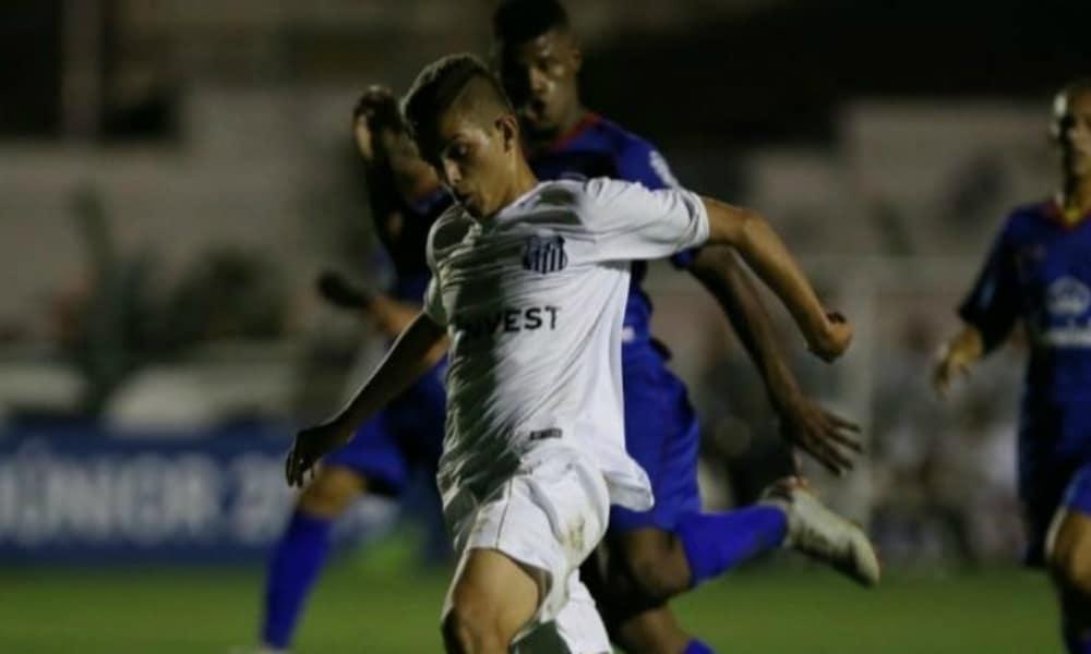 AO VIVO  São Caetano x Santos - Copa São Paulo de Futebol Júnior 8a2c77220e923