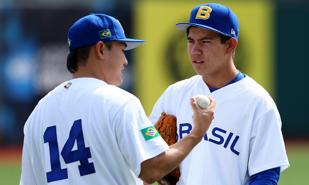 09a502646 Brasil estreia no torneio pré Pan-Americano de beisebol contra Nicarágua