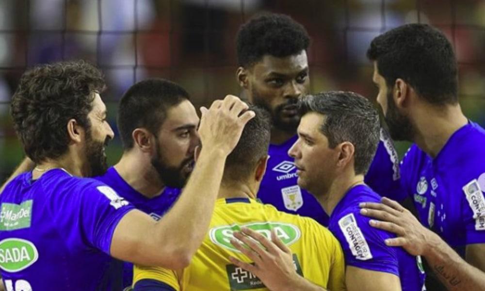 Sada Cruzeiro derrota Itapetininga e assume a liderança da Superliga 2ad077278c63a