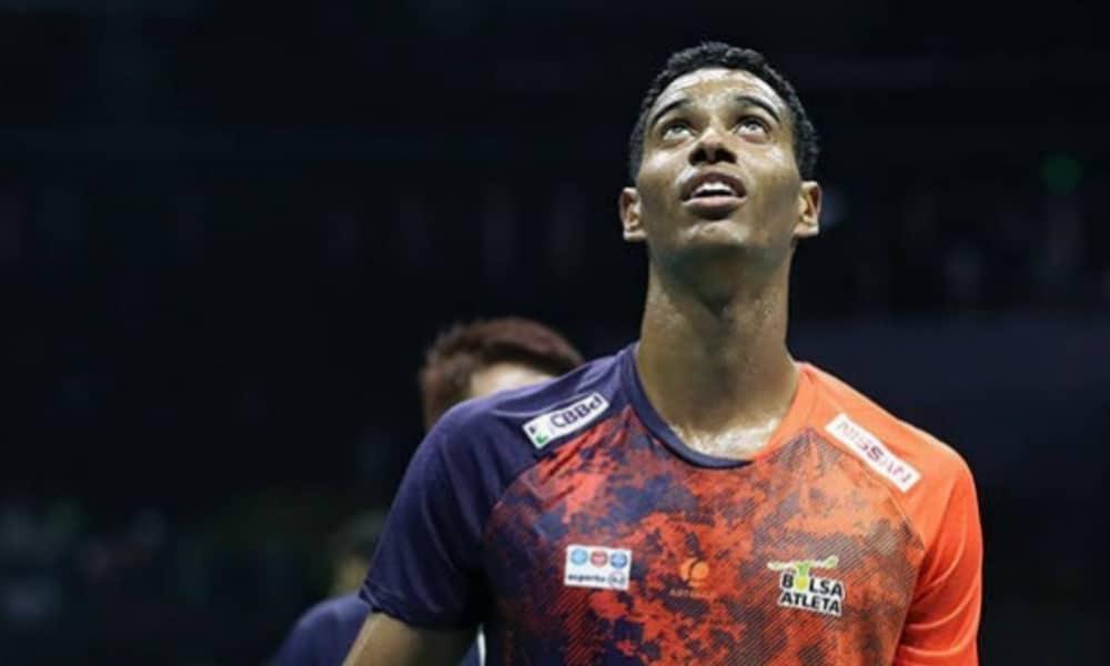 Ygor Coelho estreia com derrota no Masters da Tailândia de badminton