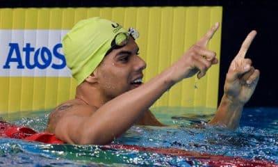 Pensando em 2020, André Brasil volta a competir 9 meses após cirurgia