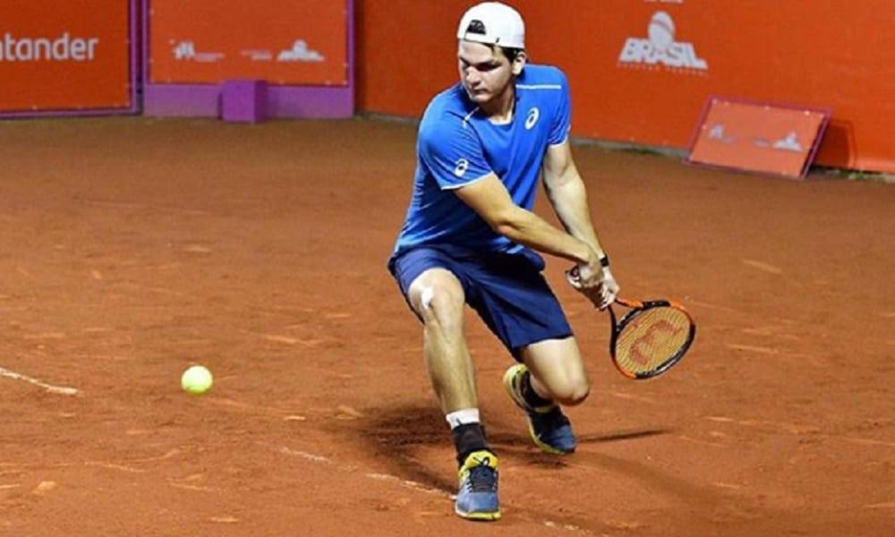 Duelo de Thiago Wild ATP de Santiago