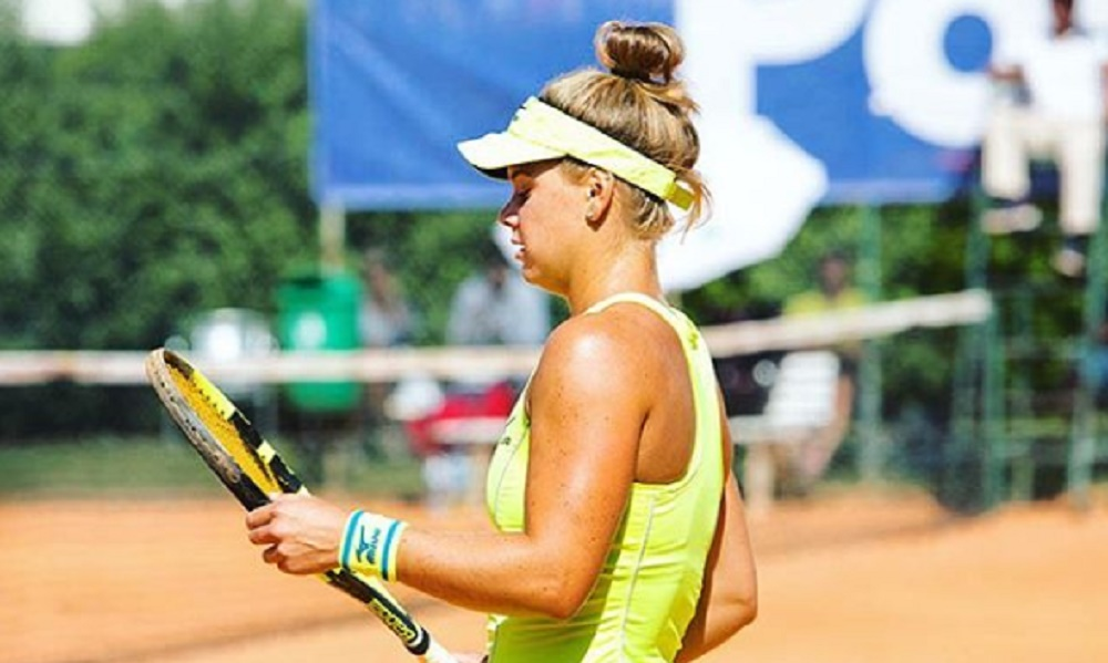Laura Pigossi, do tênis