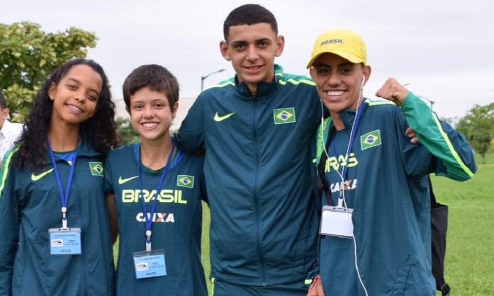 Seleção Brasileira conquista cinco medalhas em Guayaquil dda1fd5b282dc