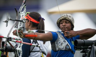 Ane Marcelle vence seletiva e garante vaga no Mundial de tiro com arco/jogos-pan-americanos-lima-2019