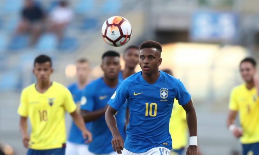 Ao vivo  Brasil x Equador - Sul-Americano Sub-20 de futebol ae1a2a1594c
