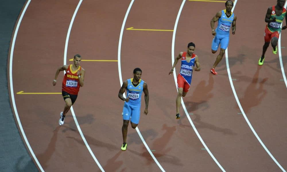 400m masculino Jogos Olímpicos Tóquio 2020