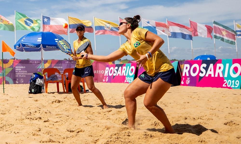 fba1ada10b6 Brasil participa das cinco finais possíveis no tênis de praia