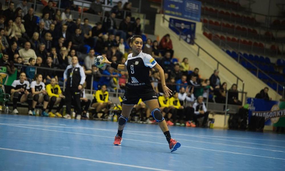 Rostov - Ana Paula Rodrigues Belo - seleção brasileira de handebol - Olimpíada de Tóquio 2020