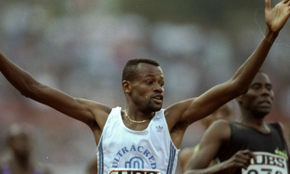 Zequinha Barbosa disputou duas finais dos 800m masculino nos Jogos Olímpicos