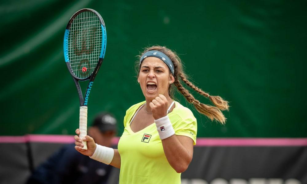 Carolina Meligeni ITF de Cucuta