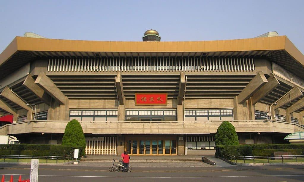 Budokan - Mundial de Judô