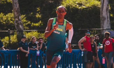 Alison Santos coronavírus atletismo