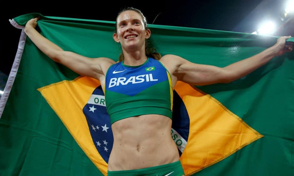 Fabiana Murer salto com vara CBAt