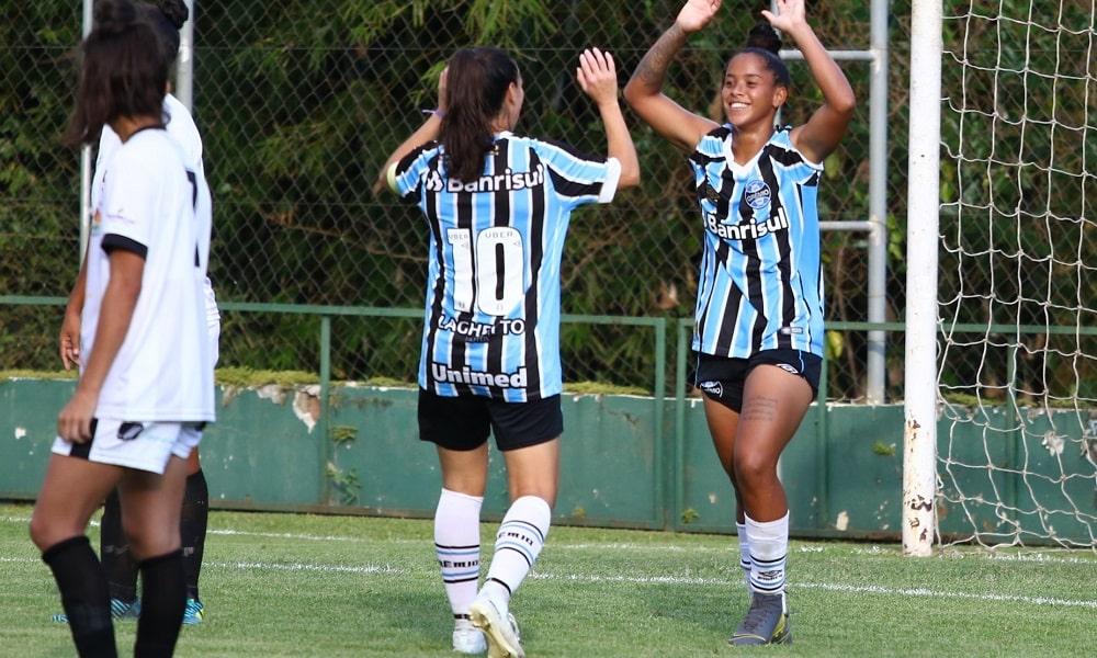 Grêmio x Cruzeiro - Brasileiro feminino