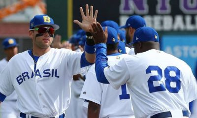 seleção brasileira de beisebol ranking mundial brasil